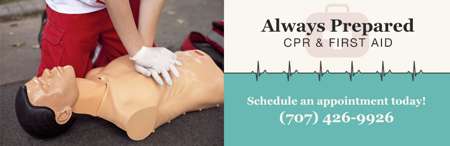 First Aid Instructors in Fairfield CA